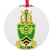 DUI-SERGEANTSDUI - Sergeants Major  Ornament