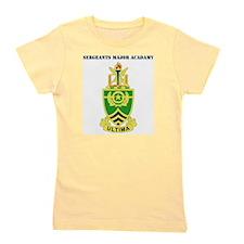 DUI-SERGEANTSDUI - Sergeants Major Acad Girl's Tee
