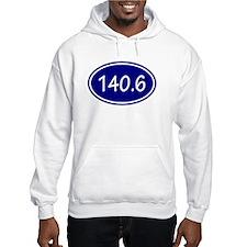 Blue 140.6 Oval Hoodie