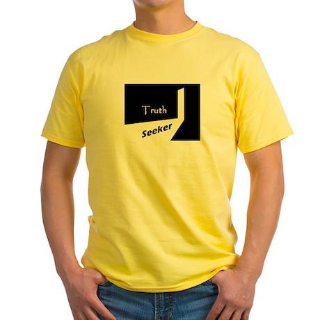Truth Seeker Ash Grey T-Shirt