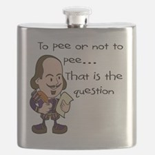 TO PEE OR NOT TO PEE - L Flask