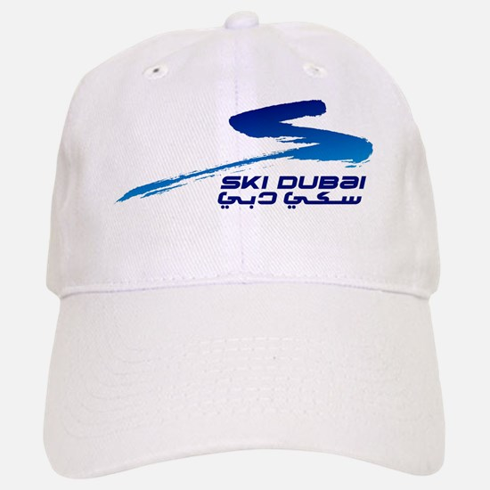 SKI-DUBAI logo Baseball Baseball Cap