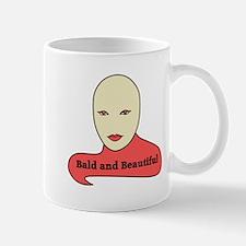 Bald and Beautiful v1.1 Mugs