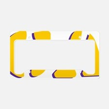 CA License Plate Holder