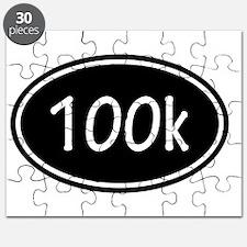 Black 100k Oval Puzzle