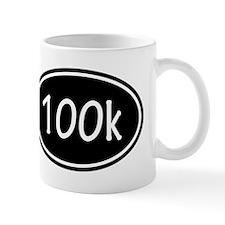 Black 100k Oval Mugs