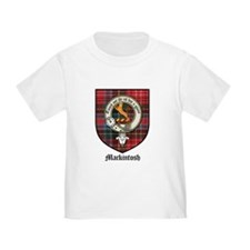 Mackintosh Clan Crest Tartan T