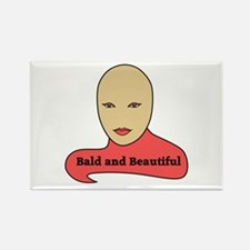 Bald and Beautiful v1.1 Magnets