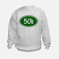 Green 50k Oval Sweatshirt