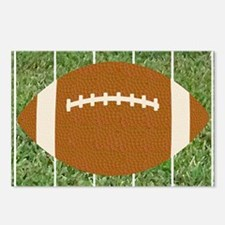 Football Rectangular Magn Postcards (Package of 8)