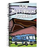 Motorhome Journals & Spiral Notebooks