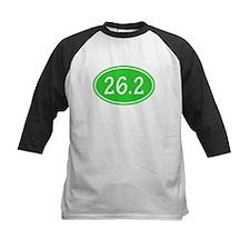 Lime 26.2 Oval Baseball Jersey