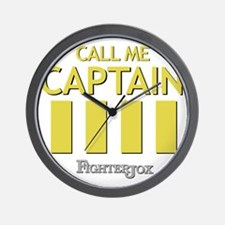 captain-2 Wall Clock