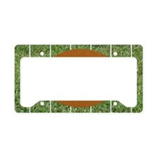 Football Home, Dorm Decor Wal License Plate Holder