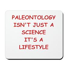 PALEONTOLOGY Mousepad