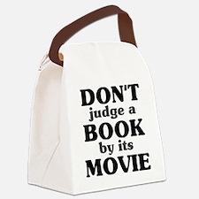 dontjudge Canvas Lunch Bag