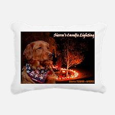 shirtadobe Rectangular Canvas Pillow