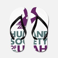 HSULOGO1960Vertical Color Flip Flops