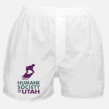 HSULOGO1960Vertical Color Boxer Shorts
