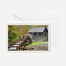 MingusMill_Topaz_PostCard_2 Greeting Card