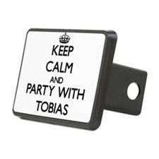 Keep Calm and Party with Tobias Hitch Cover