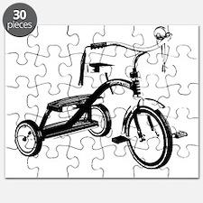 radio flyer black Puzzle