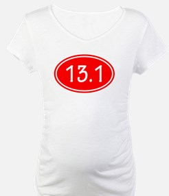 Red 13.1 Oval Shirt