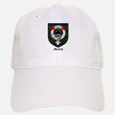 Macleod Clan Crest Tartan Baseball Baseball Cap