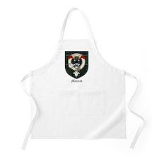 Macleod Clan Crest Tartan BBQ Apron