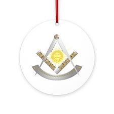 CelticPastMaster Round Ornament