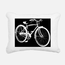 schwinn speedster negati Rectangular Canvas Pillow