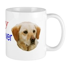 RetriverBUMPERSTICKERtemplate Mug