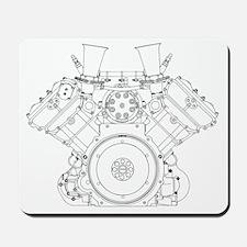ts-dfv3 Mousepad