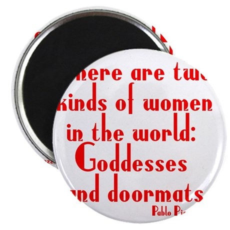 goddesses-and-doormats Magnet