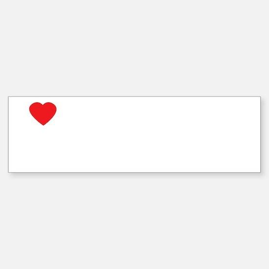 WhitneyiloveSwitchbacks_CPDark Sticker (Bumper)