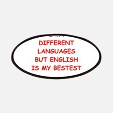 english Patches