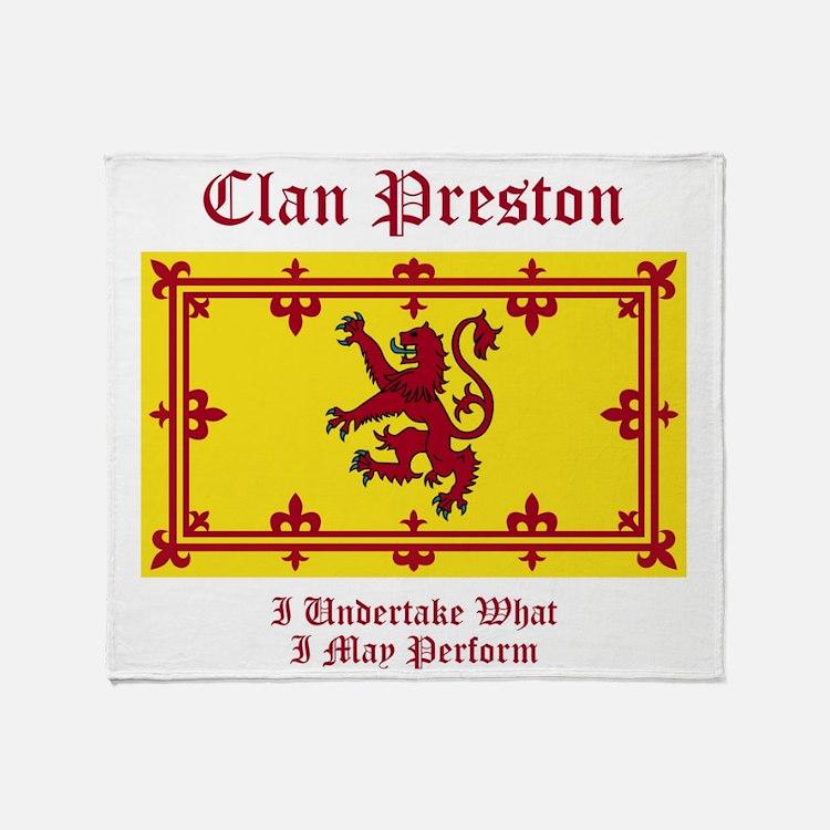 Preston Throw Blanket
