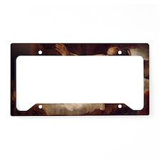 Danae License Plate Holder