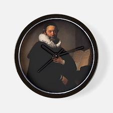 Johannes Wtenbogaert Wall Clock