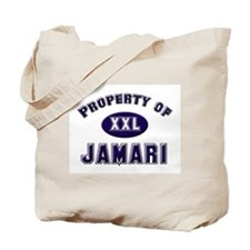 Property of jamari Tote Bag