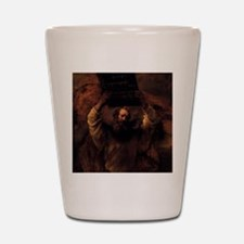 Moses Smashing the Tablets of the Law Shot Glass