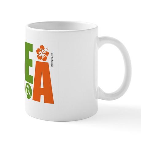 GCEA Ukulele 5x3 Mug