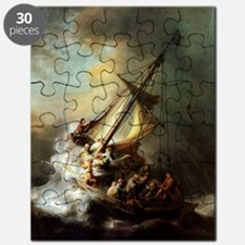 Storm on the Sea of Galilee Puzzle