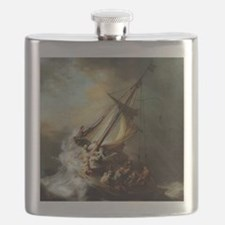 Storm on the Sea of Galilee Flask