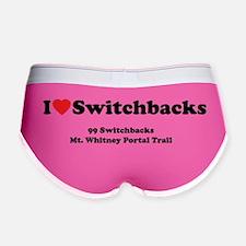 WhitneyiloveSwitchbacks Women's Boy Brief