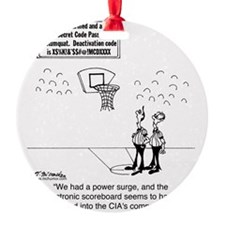 6625_basketball_cartoon Ornament