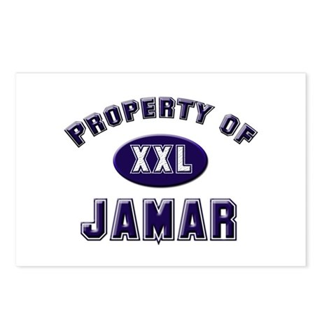 Property of jamar Postcards (Package of 8)