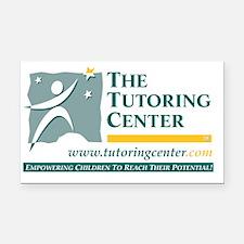 TC-CP-Logo1 Rectangle Car Magnet