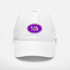 Purple 10k Oval Baseball Baseball Baseball Cap