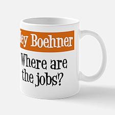 Boehner - Jobs Mug